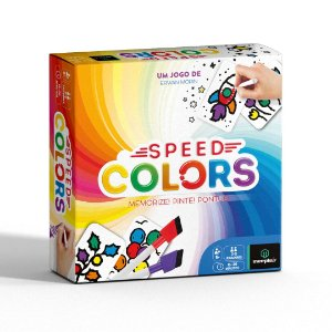 Speed Colors (PRÉ-VENDA)