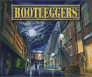 Bootleggers: Prohibition Era Mayhem! Board Game - Jogo Importado - Em Inglês