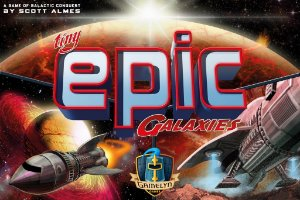 Tiny Epic Galaxies - Jogo Importado