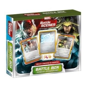 Sangue Asgardiano - Battle Box - Battle Scenes - Jogo Nacional!