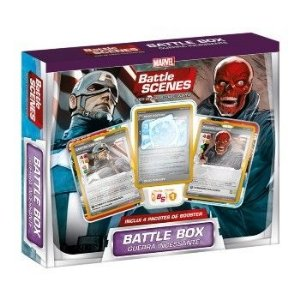 Battle Box: Guerra Incessante - Battle Scenes