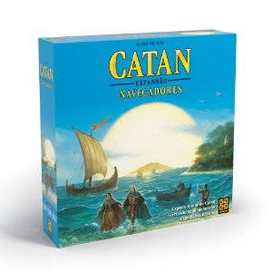 Navegadores - Expansão de Catan - Em Português!