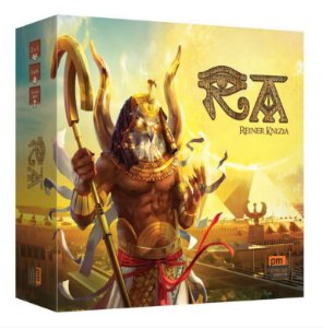 Rá - Board Game