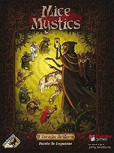 O Coração de Glorm - Expansão de Mice and Mystics