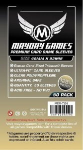 Sleeves Mayday - Tribune PREMIUM 49x93mm c/50