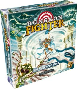Ventos Tempestuosos - Expansão de Dungeon Fighter