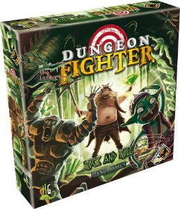 Rock n' Roll - Expansão de Dungeon Fighter - Em Português!