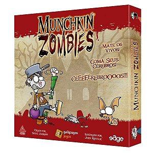 Munchkin Zombies -Expansão de Munchkin- Em Português!