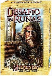 Desafio das Runas - Expansão de Midgard: The Card Game - Jogo Nacional!