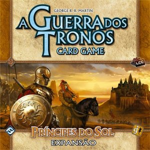 Príncipes do Sol - Expansão de Casa de A Guerra dos Tronos: Card Game