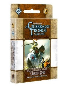 A Guerra dos Cinco Reis - Expansão de Capítulo de A Guerra dos Tronos: Card Game - Em Português!