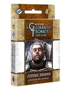 Antigos Inimigos - Expansão de Capítulo de A Guerra dos Tronos: Card Game - Em Português!