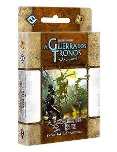 A Batalha do Vau Rubi - Expansão de Capítulo de A Guerra dos Tronos: Card Game - Em Português!
