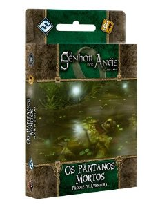Os Pântanos Mortos - Pacote de Aventura - Expansão de O Senhor dos Anéis: Card Game - Em Português!