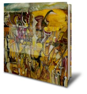 Livro Transcendência nas Telas de Orteniz Pazzini