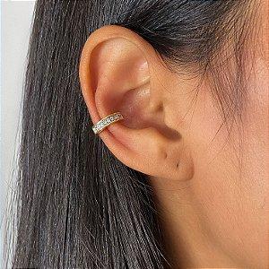 Piercing de pressão 1 camada de zirconias - 3 mm