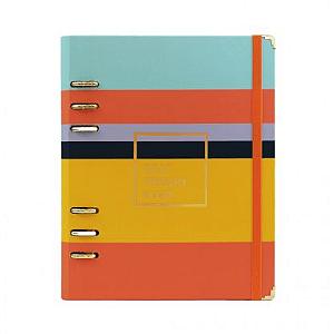 Planner A5 Caderno Organizador Allegro Listras Ótima Gráfica 5113-6