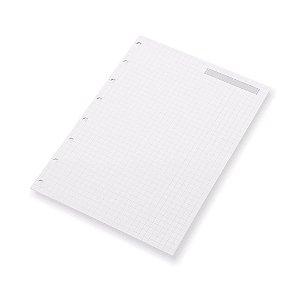 Refil Planner SystemFlex Maxi Quadriculado Ótima Gráfica 6021-3