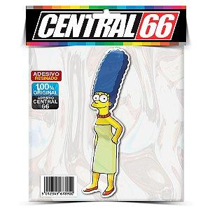 Adesivo Resinado Simpsons - Marge