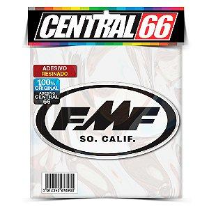 Adesivo Resinado FMF - Branco
