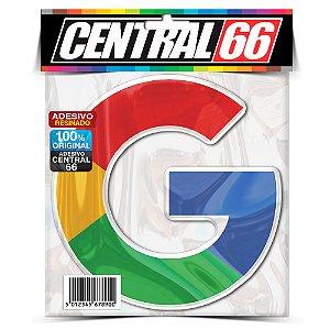 Adesivo Resinado Google Logo G
