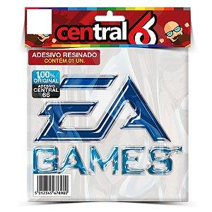 Adesivo Jogo EA Games Resinado