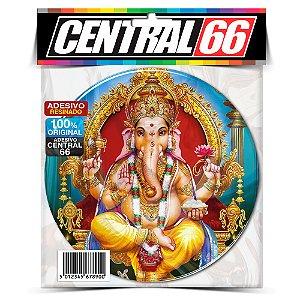 Adesivo Resinado Redondo Ganesha