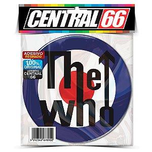Adesivo Resinado Redondo The Who