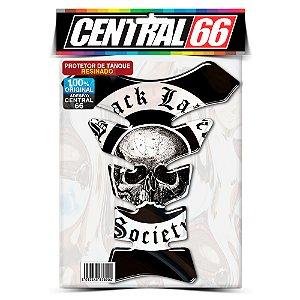 Tankpad Universal M2 - Black Label Society Adesivo Protetor Resinado