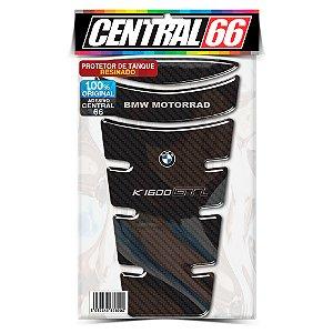Tankpad BMW K1600GTL - Carbono Adesivo Protetor Resinado