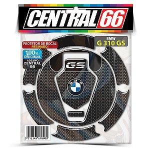 Protetor de Bocal BMW G310GS Especial Adesivo Resinado