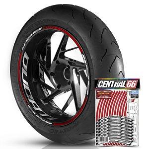 Friso de Roda M2 1198 + Adesivo Interno G Ducati