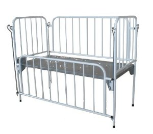 Cama Infantil Standard 1,30 x 0,60 S-0231 - Salutem Hospitalares