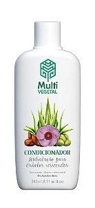 Condicionador vegano Multi Vegetal - Oliva com argan 240ml