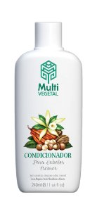 Condicionador vegano Multi Vegetal - Nogueira 240ml