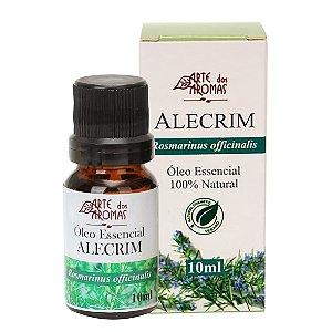 Óleo essencial de alecrim vegano e natural Arte dos Aromas 10ml