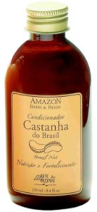 Condicionador vegano e natural Arte dos Aromas - Castanha do Brasil 250ml