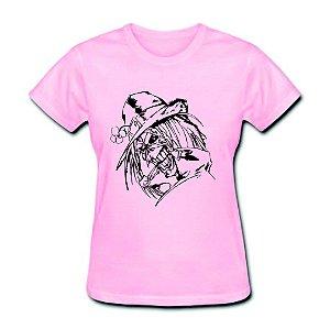 Camiseta Baby Look - Iron Maidan Modelo 3 - 100% Algodão