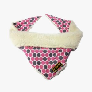 Bandana Inverno - Pink Bubbles