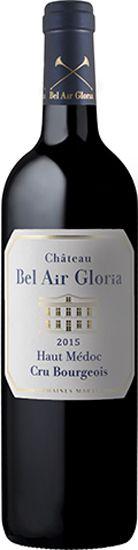 Château Bel Air Gloria Haut-Médoc Cru Bourgeois 2015
