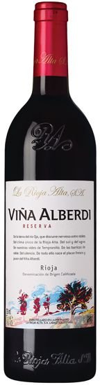 La Rioja Alta Viña Alberdi Reserva 2016  VN - 92 Pts.