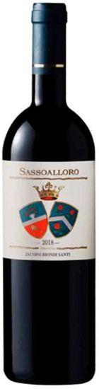 Sassoalloro Biondi Santi Toscana 2018
