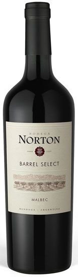 Norton Barrel Select Malbec 2018