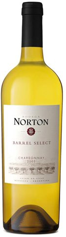 Norton Barrel Select Chardonnay 2017