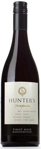 Hunter's Pinot Noir 2012