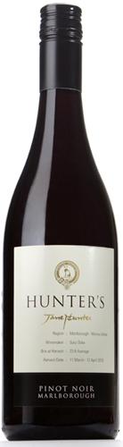 Hunter's Pinot Noir 2012