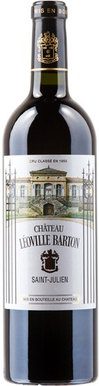 Château Léoville Barton Grand Cru Classé 2013 JS - 93pts.