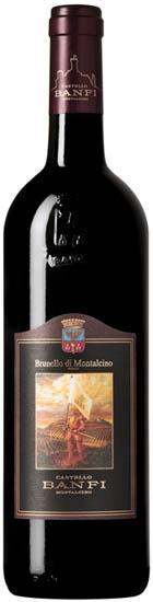Castello Banfi Brunello di Montalcino DOCG 2013  JS-95 Pts.