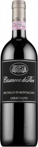 Brunello di Montalcino Casanova di Neri Cerretalto DOCG 2013  WS - 98 Pts.
