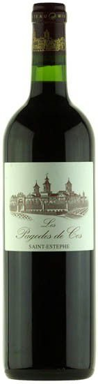 Chateau Cos D'estournel Pagodes de Cos 2012 WE - 92 Pts